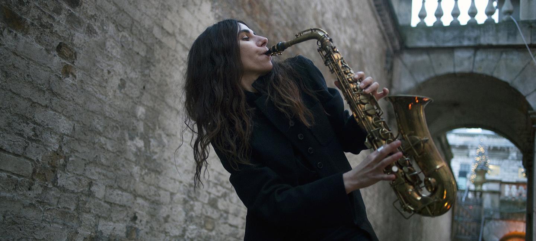 PJ Harvey: Recording in Progress