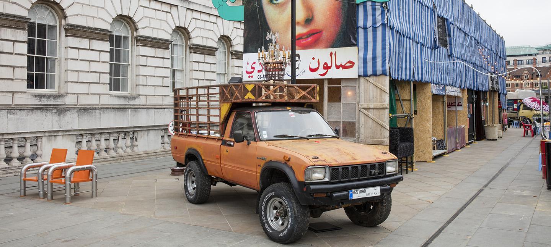 London Design Biennale 2016 - Lebanon