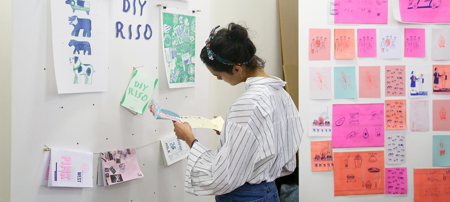 Top Young Creatives - Truth be Told: Zine Making Workshop | Somerset House QB86