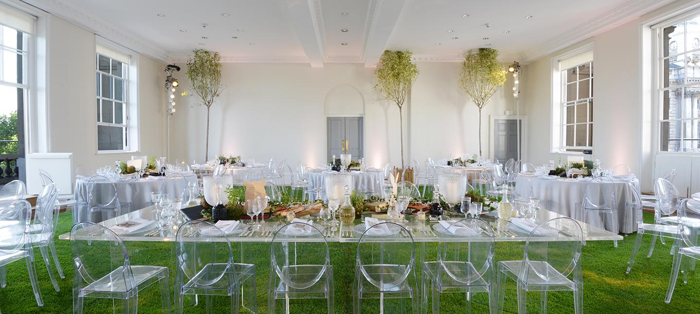 Portico Rooms, Dining, Somerset House