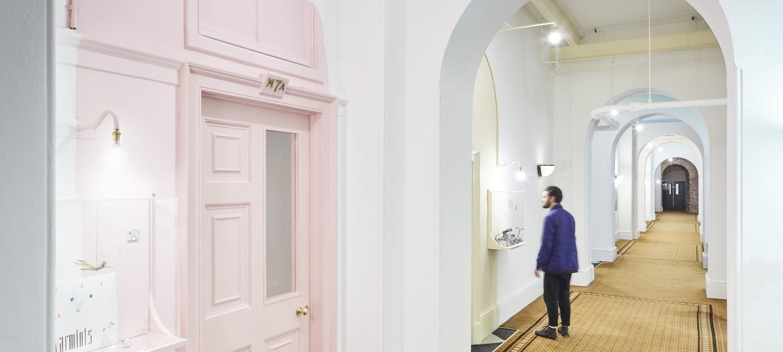 SHS corridor
