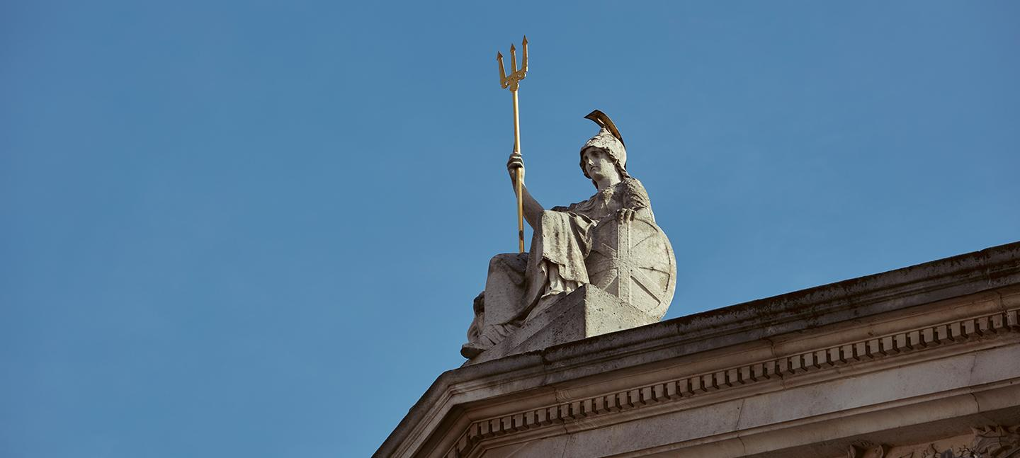 Exterior Detail, Somerset House, Image by Luke Walker