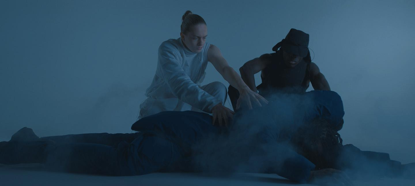 Image from 'Shelter AW20.' directed by FX Goby