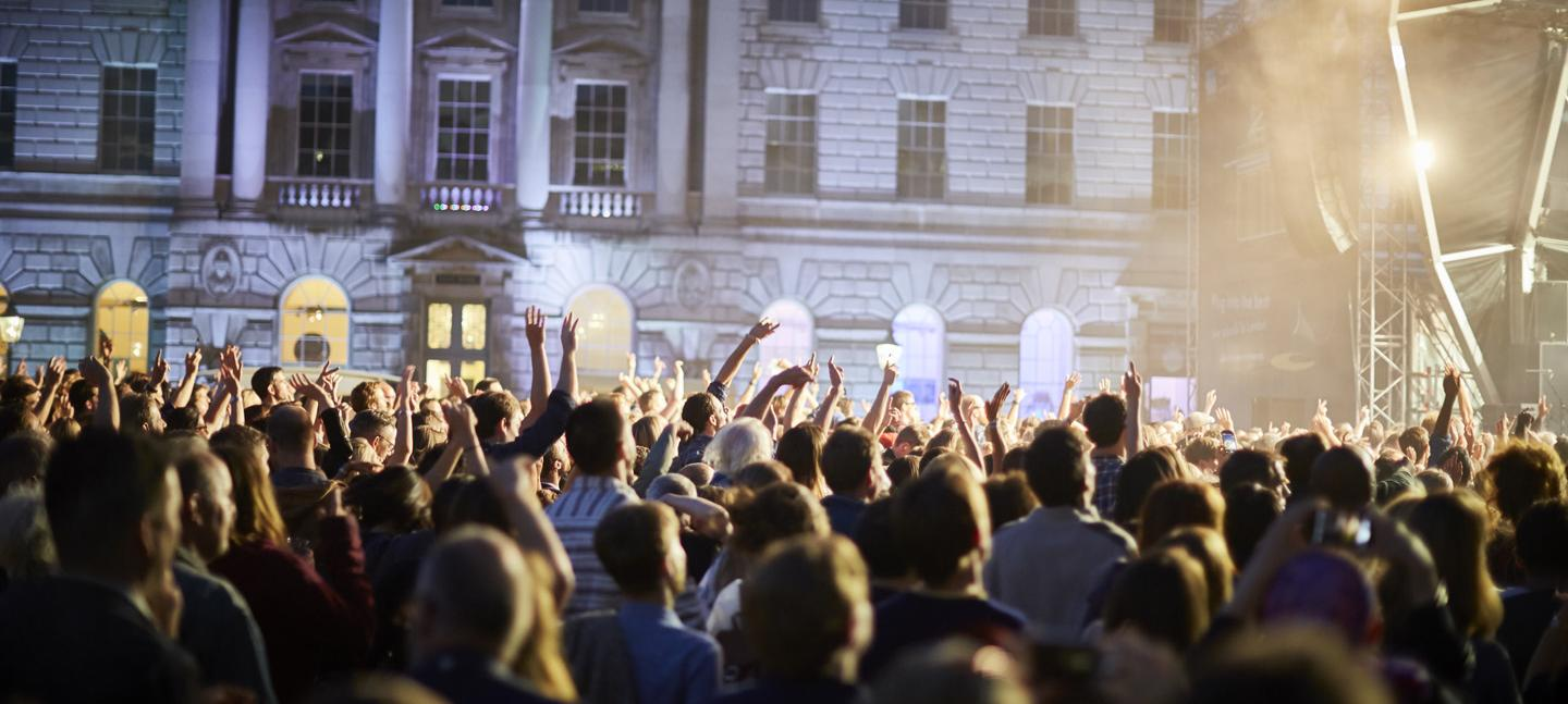 Summer Series, Somerset House, Image by Ben Peter Catchpole