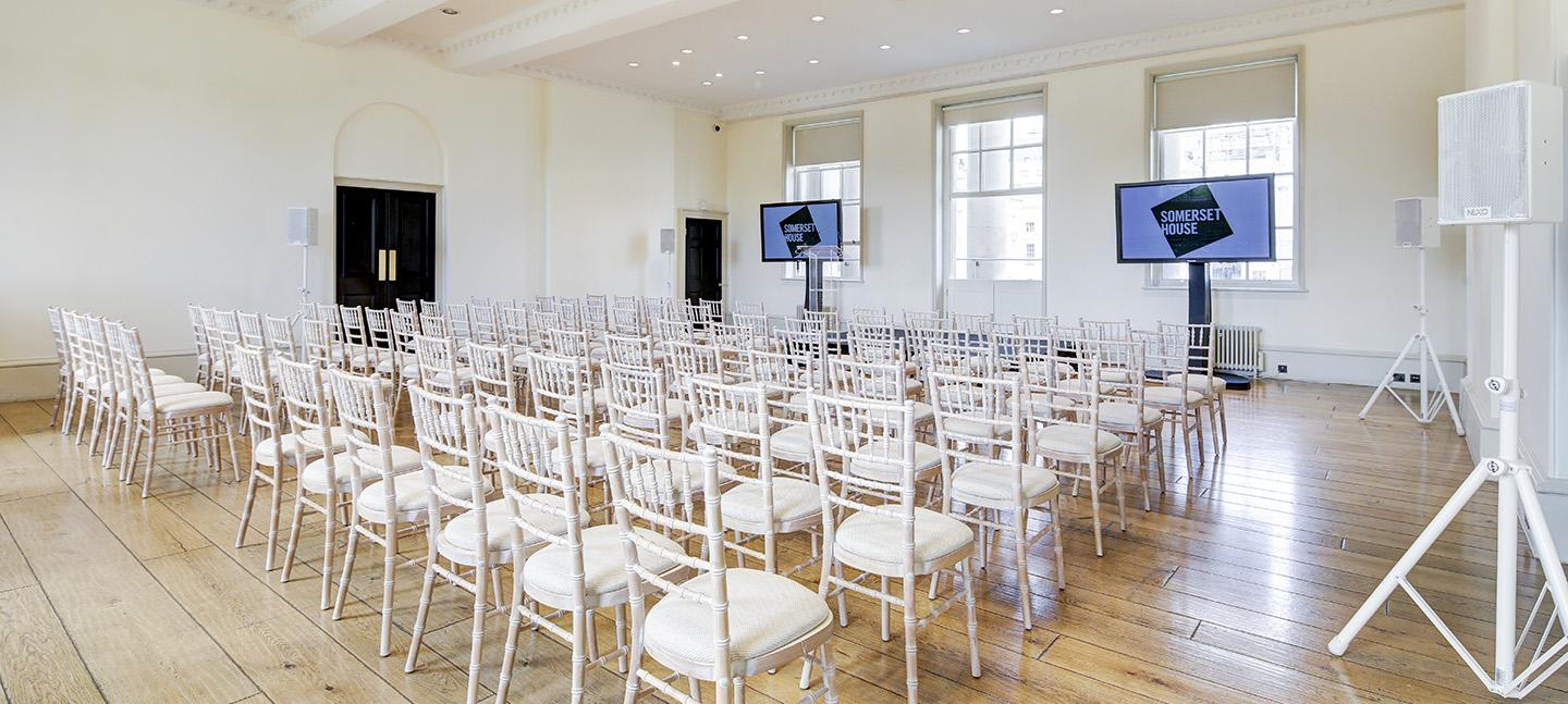 The Portico Rooms - Somerset House