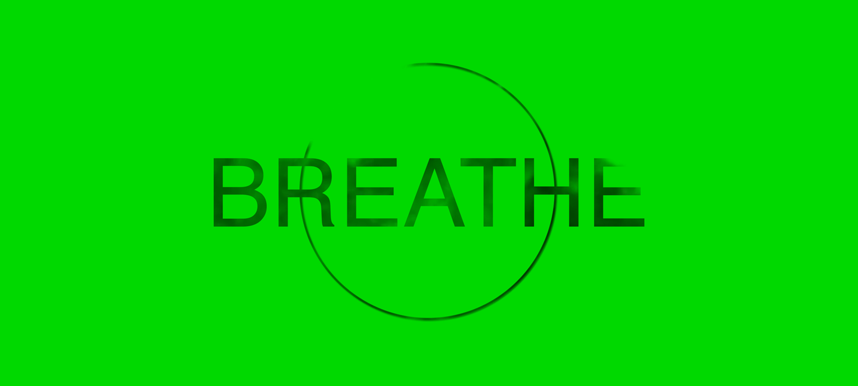 breathe imperative