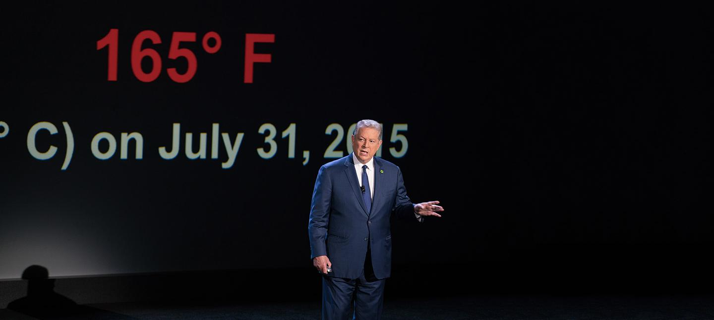 An Inconvenient Sequel: Truth To Power, image courtesy of Paramount