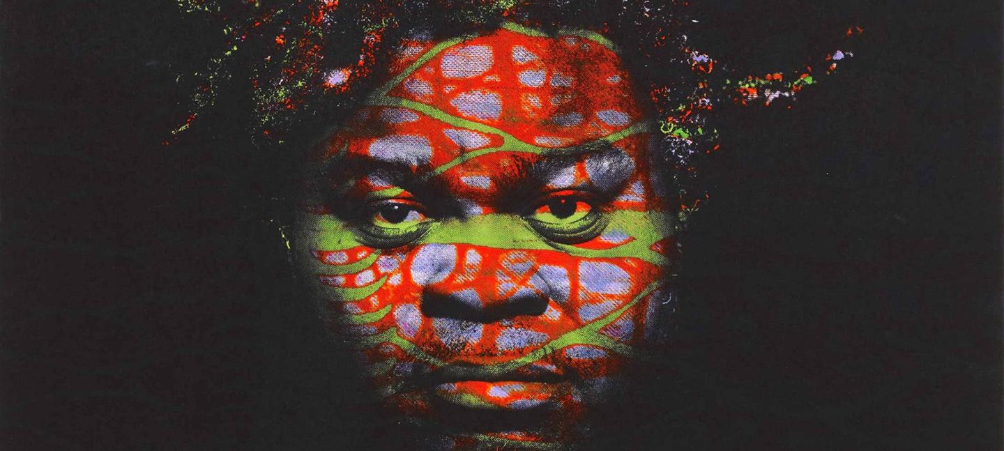 A self portrait of Yinka Shonibare