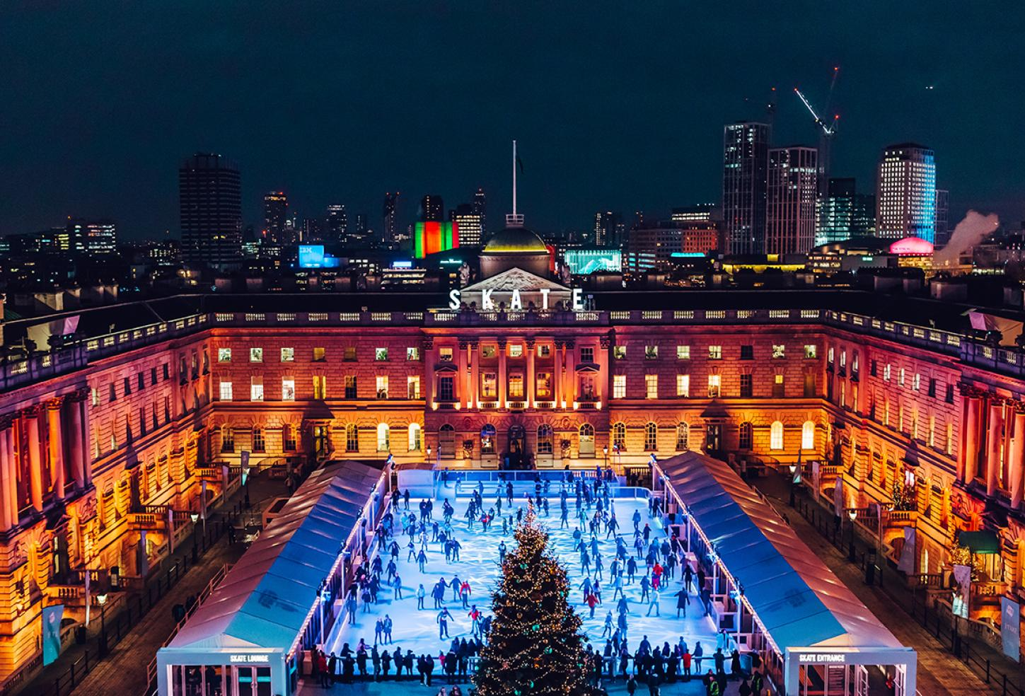 Skate at Somerset House | Somerset House