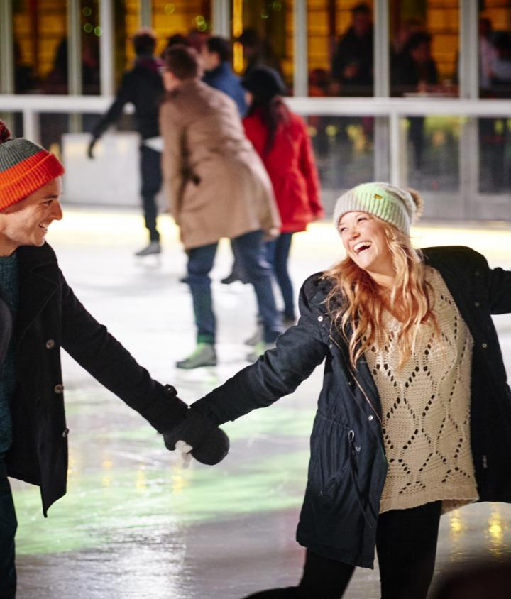 Your questions - Skate at Somerset House with Fortnum & Mason (c) James Bryant