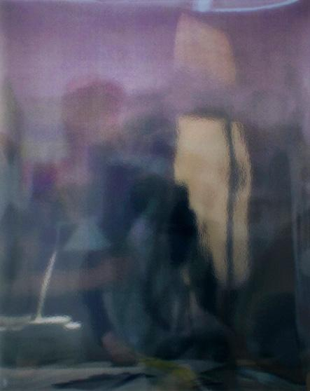 Reflecting White (12th Generation)', 2014, colour c-type