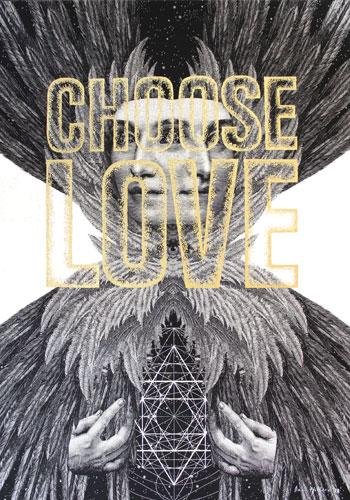 Dan Hillier, Choose Love