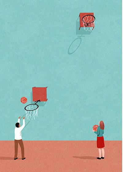 John Holcroft: Gender Equality   Editorial   Un-commissioned   Professional