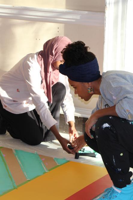Hassan Hajjaj Young People's Workshop