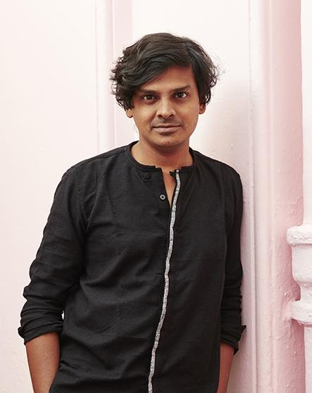 Naushad Ali Portrait