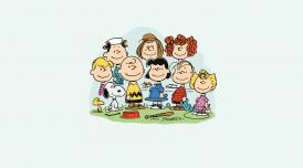 The cast of Peanuts © Peanuts