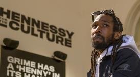 Jammer at Hennessy For The Culture (exhibition)