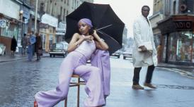 Armet Francis, 'Fashion Shoot Brixton Market', 1973. Courtesy of the artist