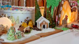 Gingerbread City Workshops