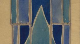 Duncan Grant (1885- 1978), Rug Design, 1913, © The Samuel Courtauld Trust, The Courtauld Gallery, London