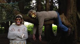Monkey in a tree - Jennifer Walshe