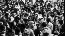Notting Hill Carnival 1968, Photograph: Charlie Phillips