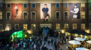 David Stjernberg, Kunsthal Charlottenborg 2017