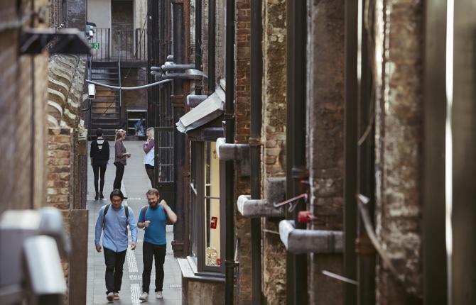 Open House Header - Maker Street