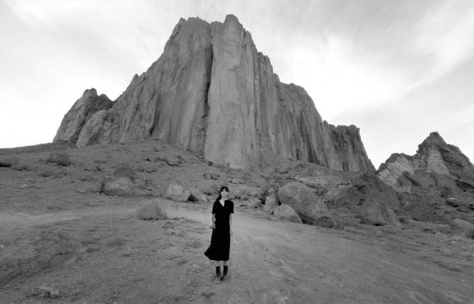 Shirin Neshat, 'Land of Dreams' (video still), 2019. Courtesy of the artist, Gladstone Gallery, New York and Brussels and Goodman Gallery, London.