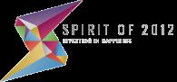 Spirit of 2012 Logo